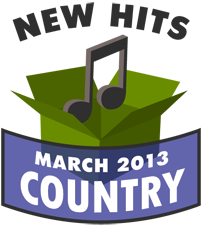 March 2013 Country