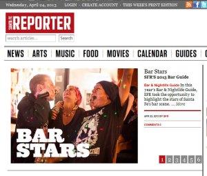 SFR-Bar-Stars