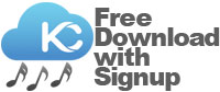 Free download with your new signup