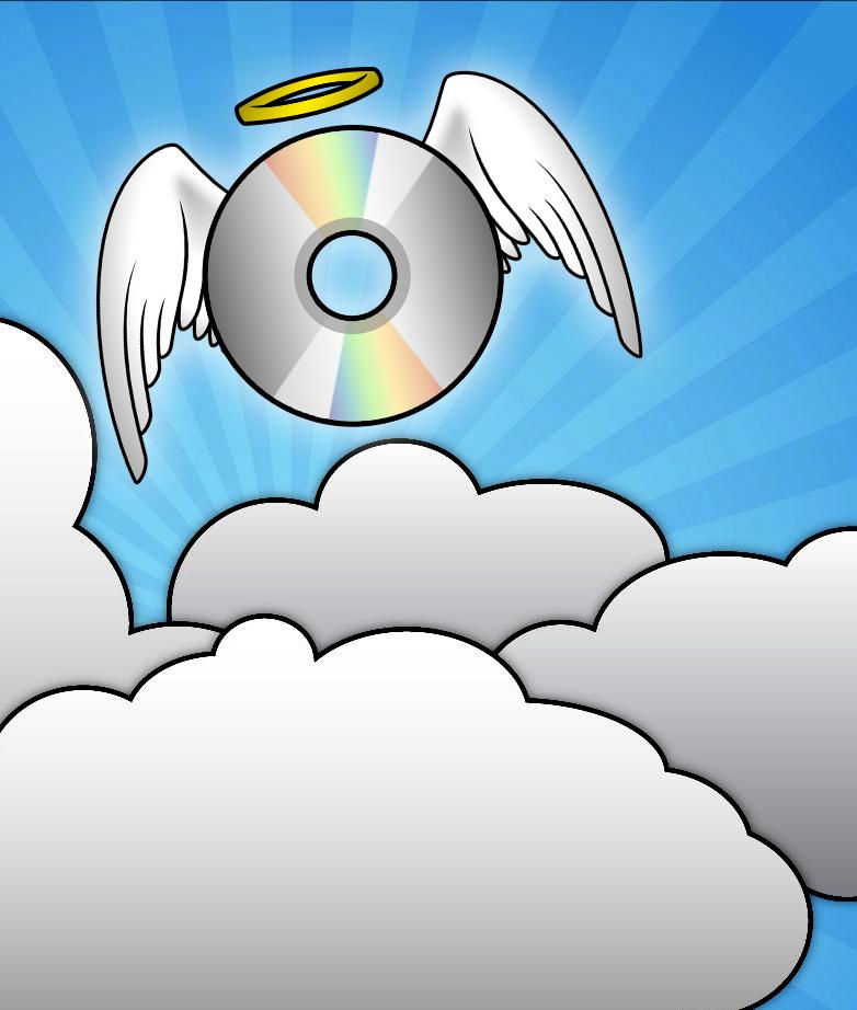 All discs go to heaven...