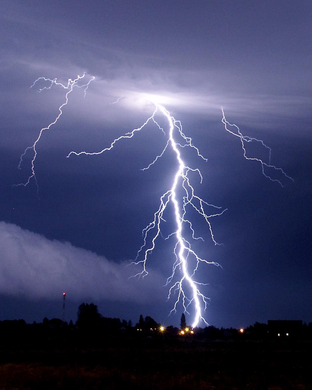 Lightning Bolt Viewing Gallery