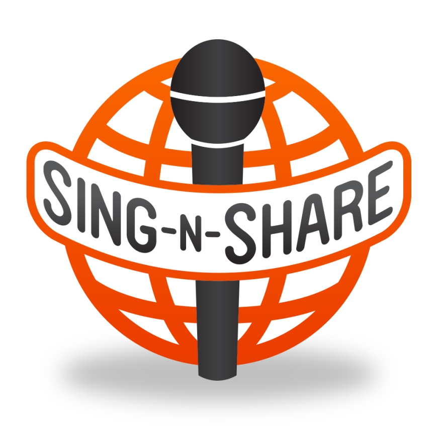 Sing-N-Share app icon
