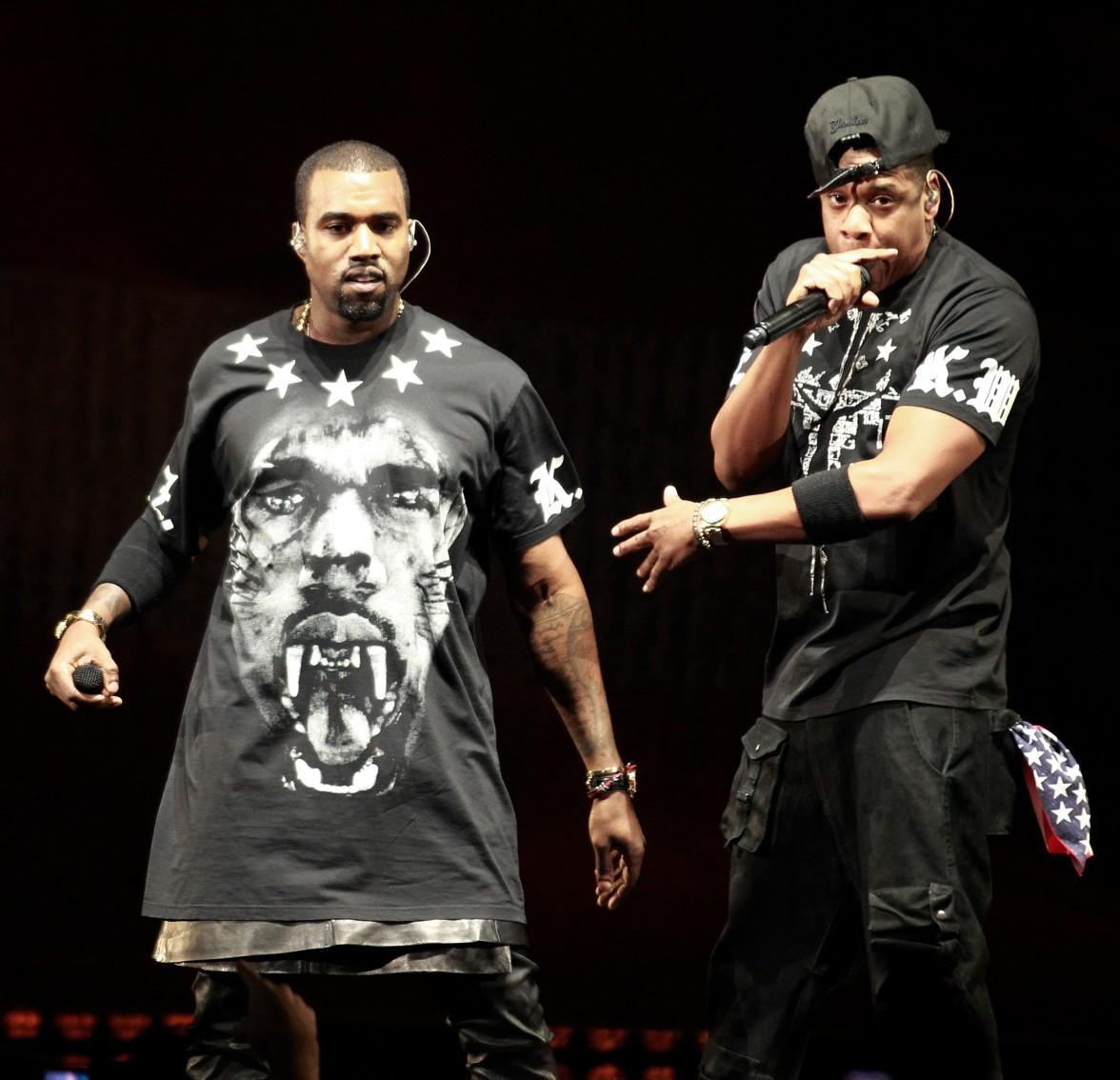 Kanye West, Jay Z, SXSW