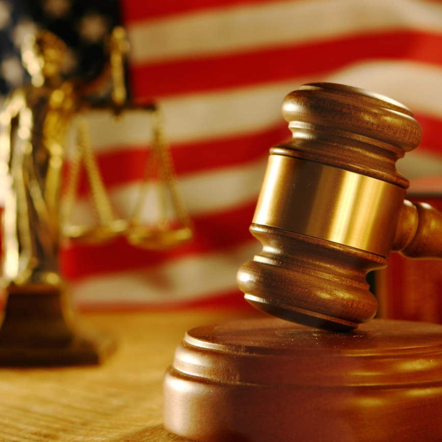 Gavel-Scales-of-Justice-American-flag-square