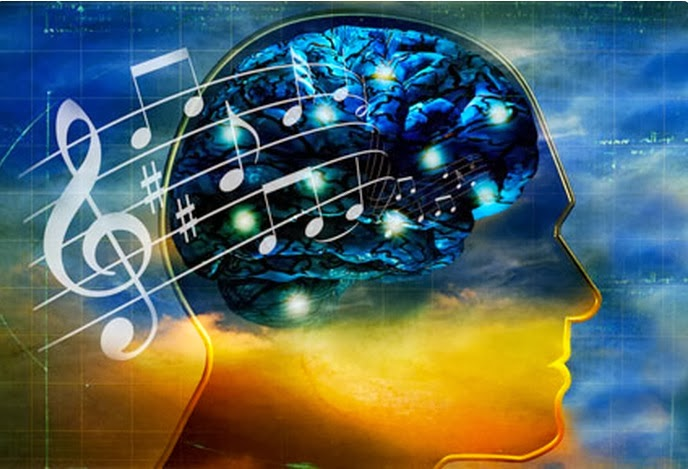 Music improves brain mind