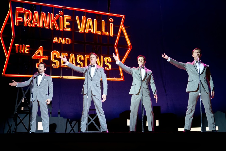 "Clint Eastwood's ""Jersey Boys"" opens today, but critics aren't listening (Photo: courtesy of fandango.com)"