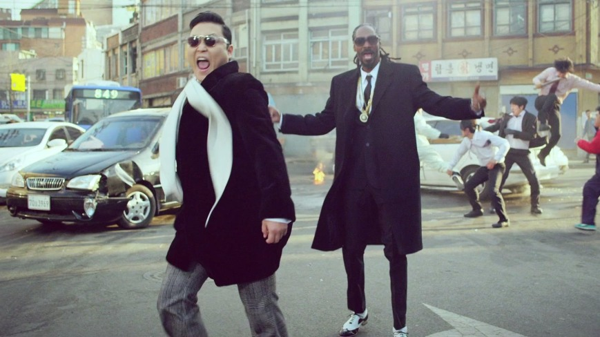 Psy teams with Snoop Dogg in crazy new video that leaves some fans shaking their heads (Photo: nydailynews.com)