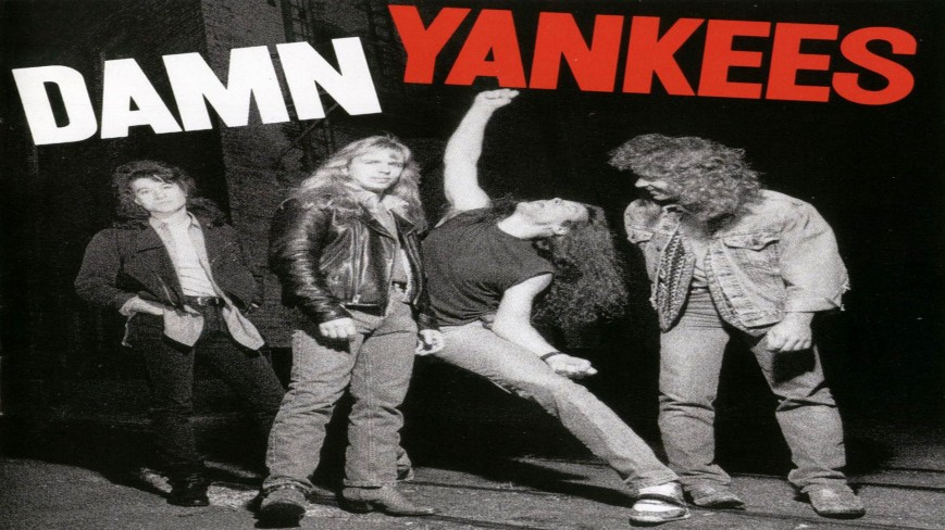 The Damn Yankees rang in the decade that defined my youth (Photo: courtesy of metrotimes.com)
