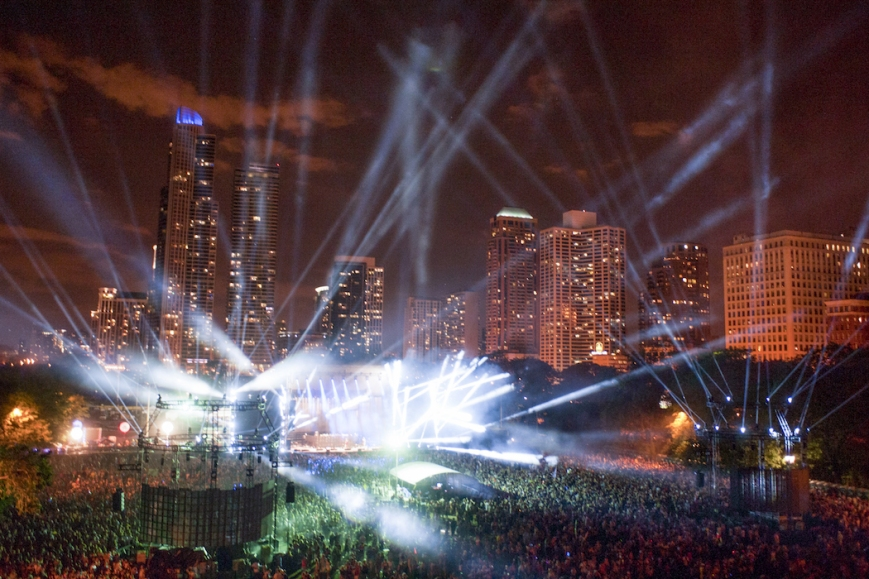 Lollapalooza 2014 is set to rock Chicago Aug. 1-3 (Photo: courtesy of travelgrom.com)