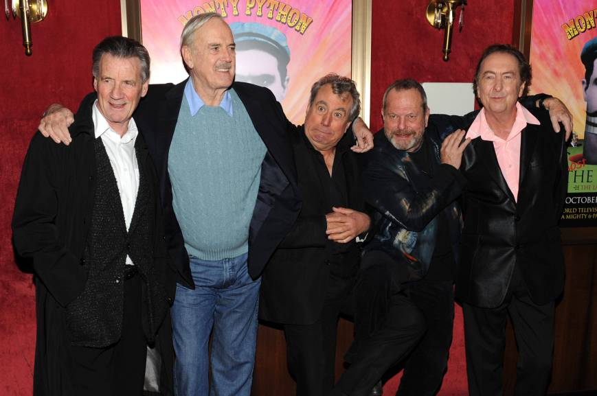 The legendary comedy troupe call it quits after an amazing 45-year run (Photo: courtesy of entertainmentfuse.com)