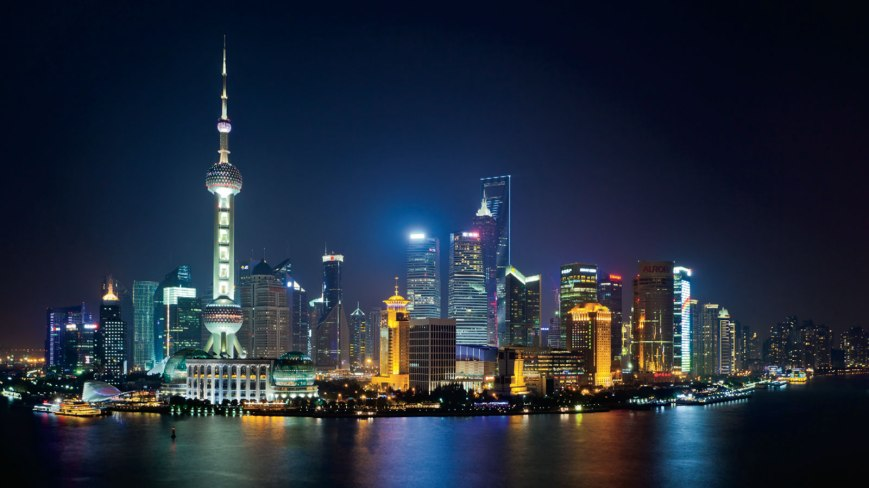The beauty of Shanghai from afar belies the dangers within (Photo: courtesy of shanghaisolutions.com)
